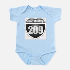 Interstate 209 Infant Creeper
