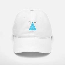 South Carolina Food Pyramid Baseball Baseball Cap
