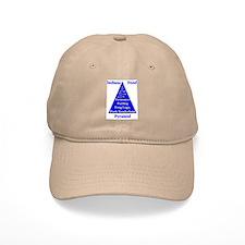 Indiana Food Pyramid Baseball Cap