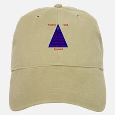 Arizona Food Pyramid Baseball Baseball Cap