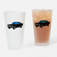 Unique 1968 Drinking Glass