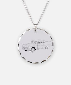 1955 Chevy Bel Air Necklace