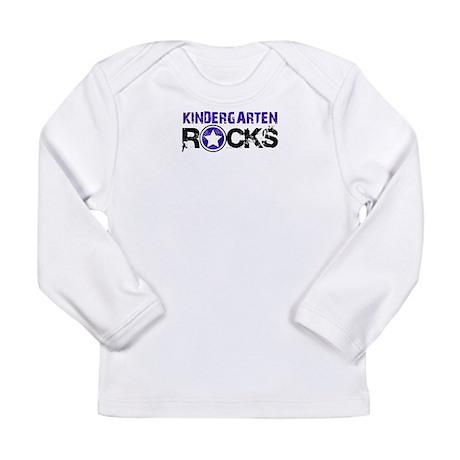 Kindergarten Rocks Long Sleeve Infant T-Shirt