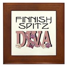 Spitz DIVA Framed Tile