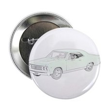 """Chevy Chevelle 1967 -colored 2.25"""" Button (100 pac"""