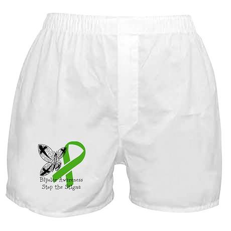 Ribbon Boxer Shorts