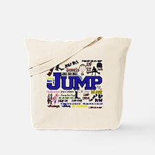 Cute Jump rope Tote Bag
