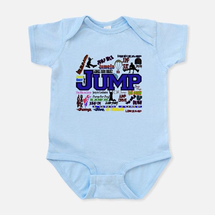 Cute Jump suits Infant Bodysuit