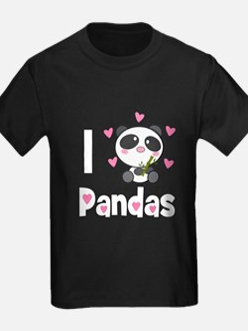 Panda Love T