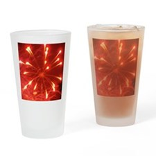Fireworks Photo Drinking Glass