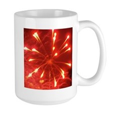 Fireworks Photo Mug