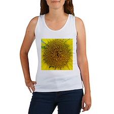 Sunflower Photograph Women's Tank Top