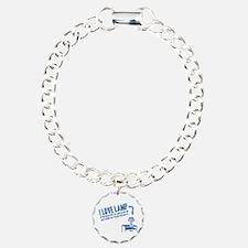 I Love Lamp Bracelet