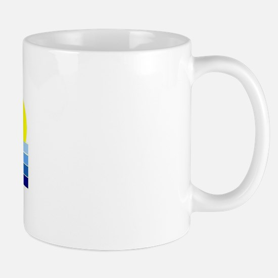 playadelcarmensunset Mugs
