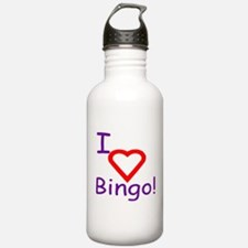 Bingo Water Bottle
