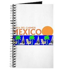 Cute Mexico beach Journal