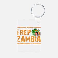 I rep Zambia Keychains