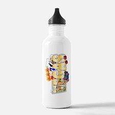 Las Vegas Water Bottle