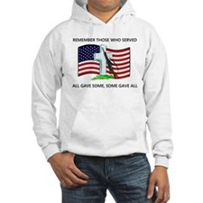 Memorial Day Some gave all .. Hoodie