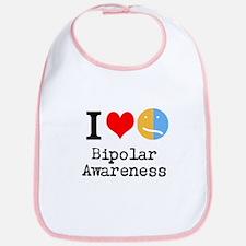 I <3 Bipolar Bib