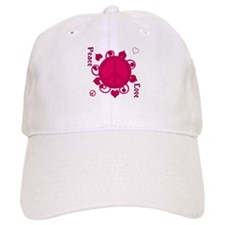 LOVE PEACE Baseball Cap