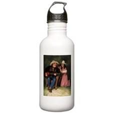 Funny Old bailey Water Bottle