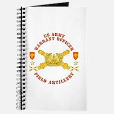 Warrant Officer - Field Artillery Journal
