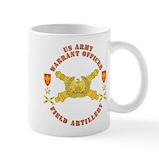 Warrant Officer - Field Artillery Mug