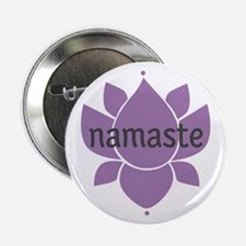 "namaste 2.25"" Button (10 pack)"