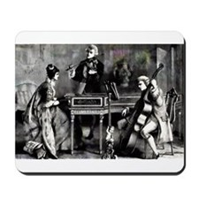 Antique Chamber Music Mousepad
