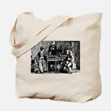 Antique Chamber Music Tote Bag
