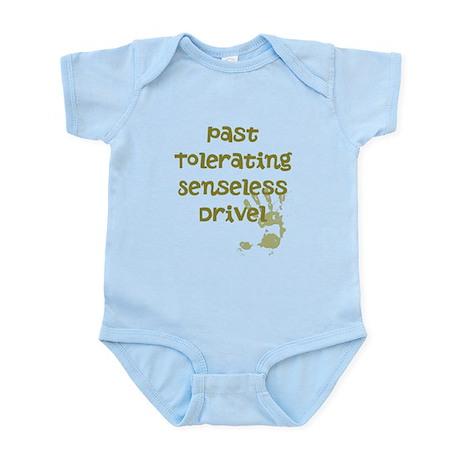 PTSD for Him Infant Bodysuit