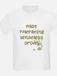 PTSD for Him T-Shirt