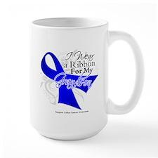 Grandson Colon Cancer Mug
