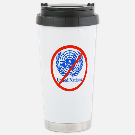 UN OUT OF US Stainless Steel Travel Mug