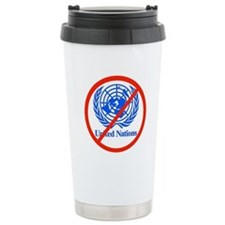UN OUT OF US Travel Mug