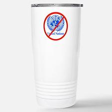 UN OUT OF US Travel Mug