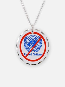 UN OUT OF US Necklace