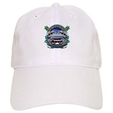 US Navy Carrier Underway Anch Baseball Cap