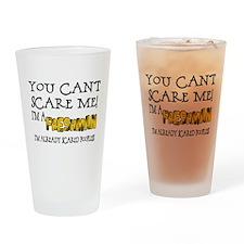 Freshman Scare Drinking Glass