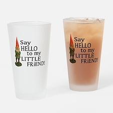 Unique Gnome Drinking Glass