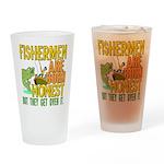 Born Honest Drinking Glass