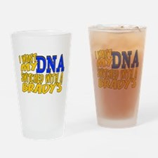 DNA Switch - Brady Drinking Glass