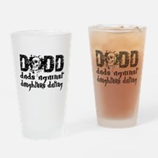 DADD Skull Drinking Glass