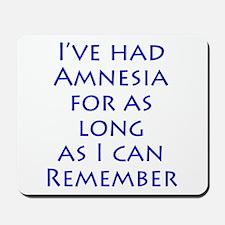 Amnesia Forever Mousepad