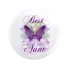 """Best Aunt 3.5"""" Button"""
