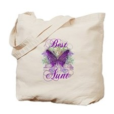 Best Aunt Tote Bag