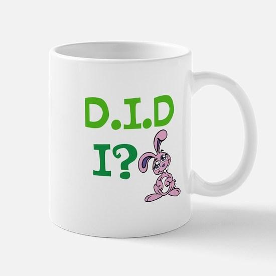 D.I.D Mug