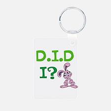 D.I.D Keychains