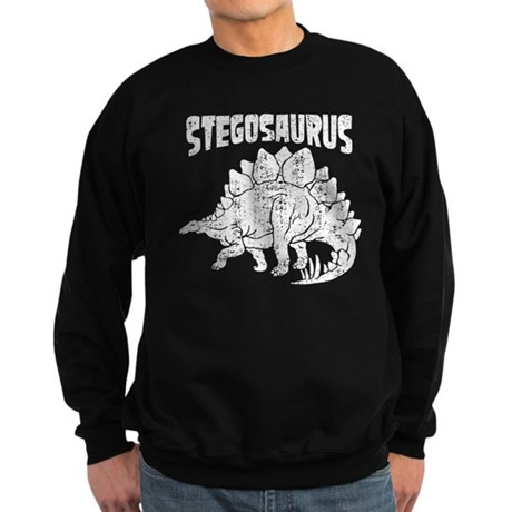 Stegosaurus Sweatshirt (dark)